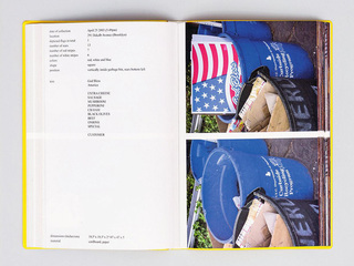 New York Garbage Flag Profile, cover
